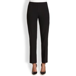 Escada Wool Tapered Trousers